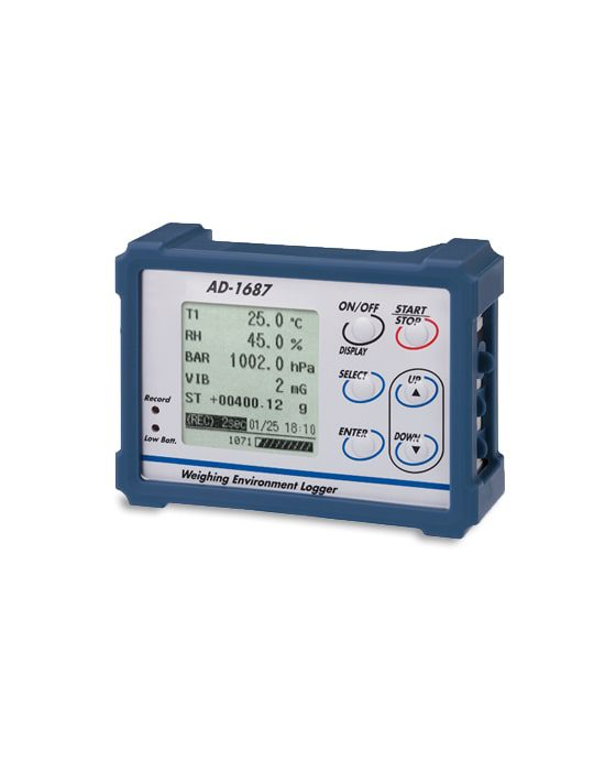 Control de Datos Data Logger AD-1687