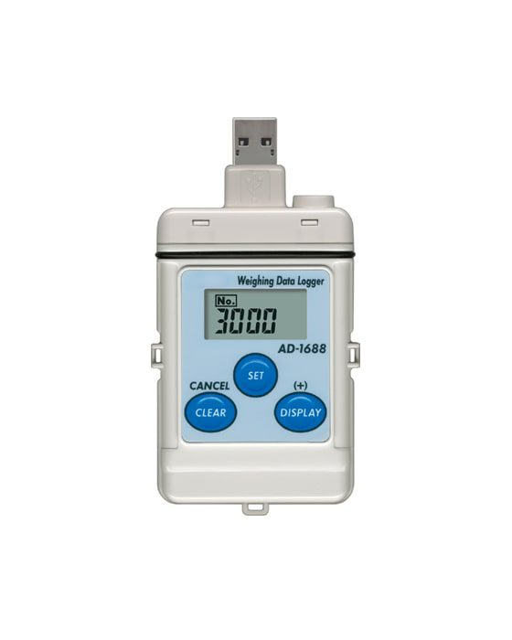 Control de Datos Weighing Data Logger AD-1688